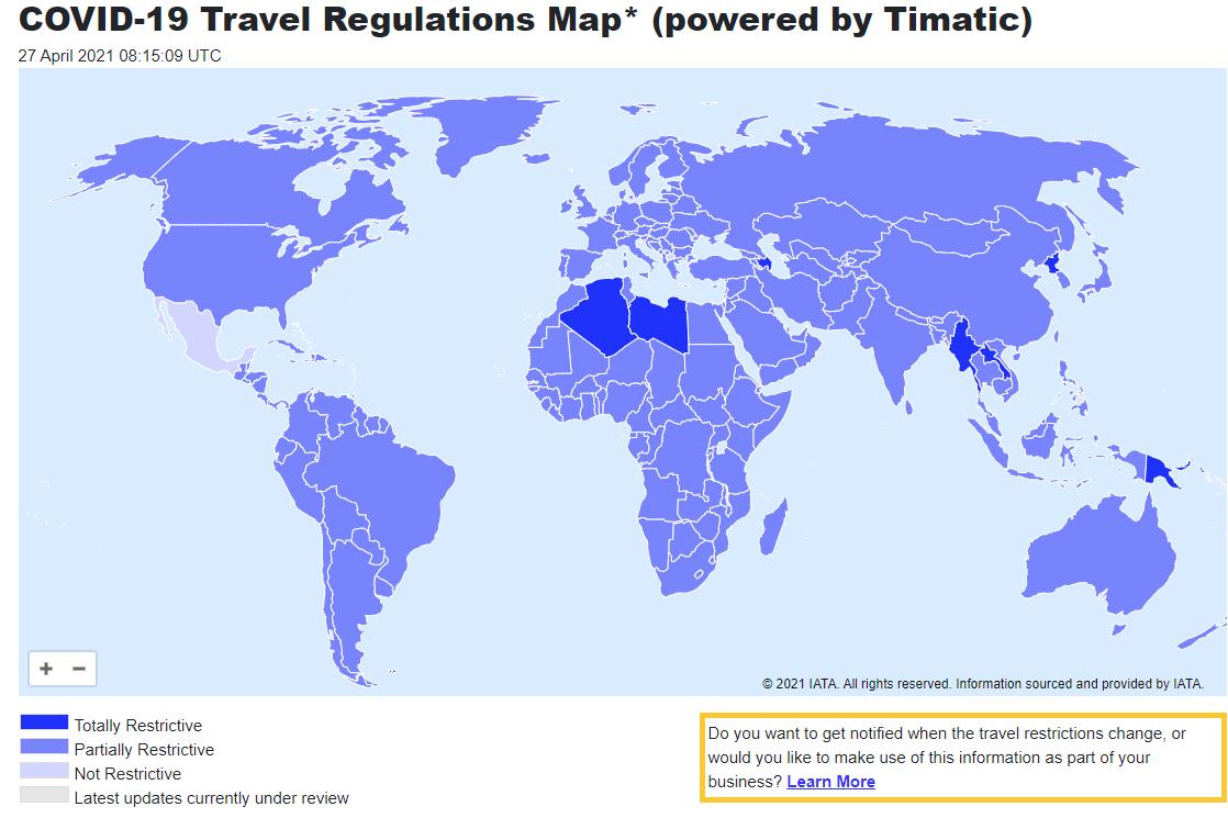 Какие перспективы у туристических агрегаторов в 2021